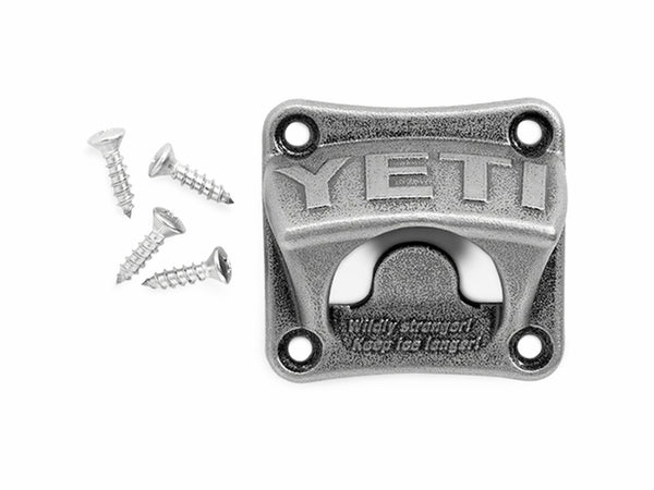 Wall Mounted Bottle Opener - By YETI