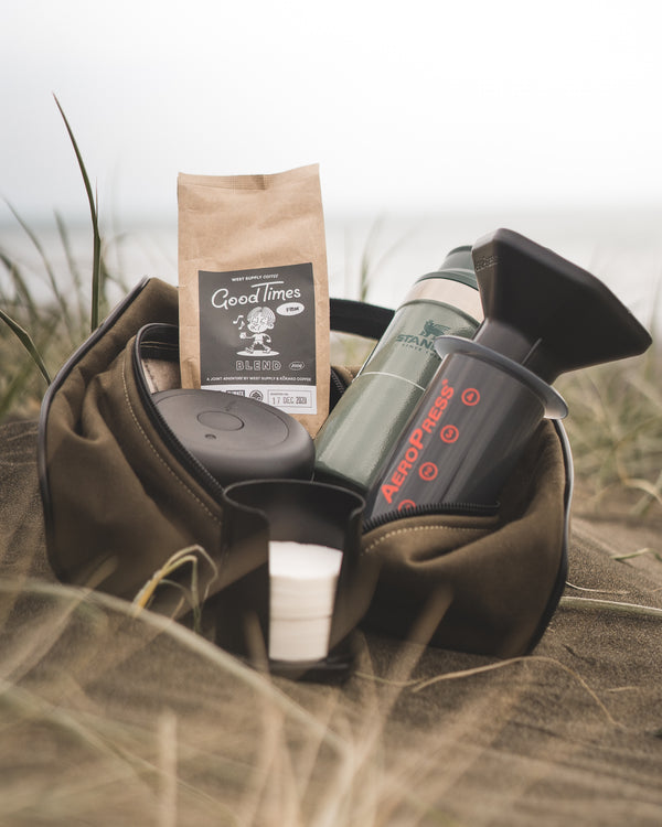 Roady Brew Kit - By West Supply Coffee & Kōkako