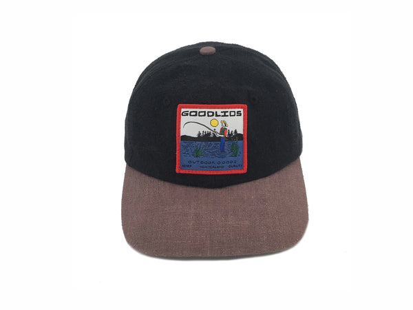 GOODLIDS FLY FISHERMAN LID