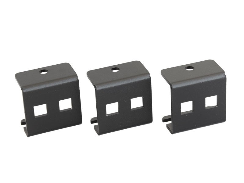 SLIMLINE II UNIVERSAL ACCESSORY SIDE MOUNTING BRACKETS - BY FRONT RUNNER