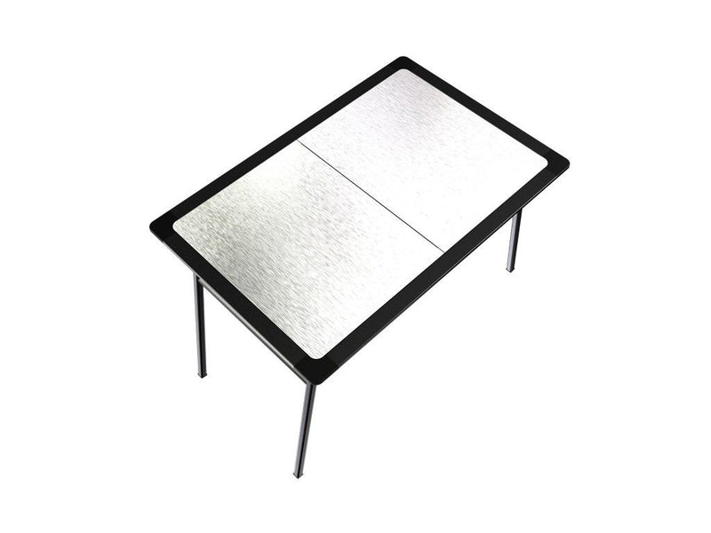 PRO STAINLESS STEEL CAMP TABLE KIT - BY FRONT RUNNER