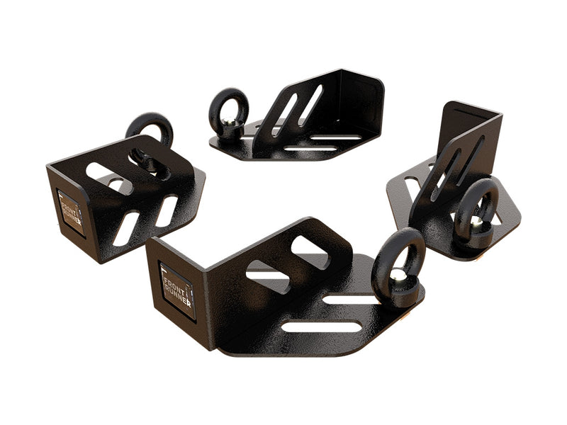 ADJUSTABLE RACK CARGO CHOCKS - BY FRONT RUNNER