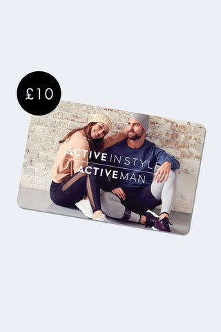 Gift Card (£10)