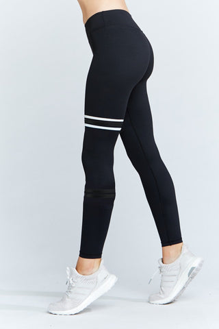 Cara Legging (Black Noir)