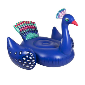 Luxe Ride On Float Peacock