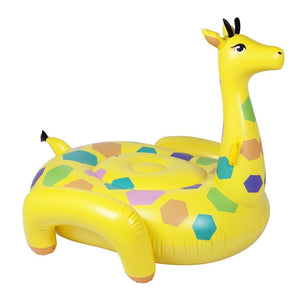Luxe Ride On Float Giraffe