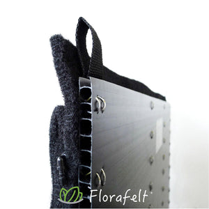 Florafelt 12 - Pocket Modualr Living Wall Planting System