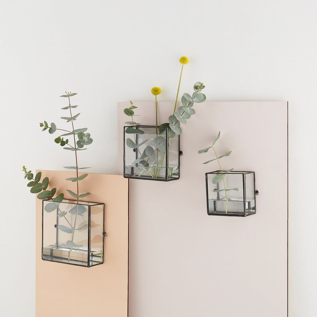 PAPPUS SQUARE BOX WALL MOUNT