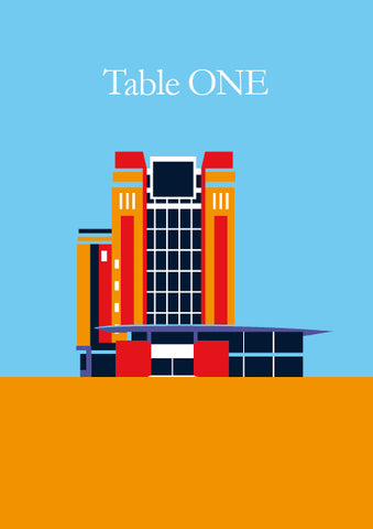 BALTIC Classic - Table Number