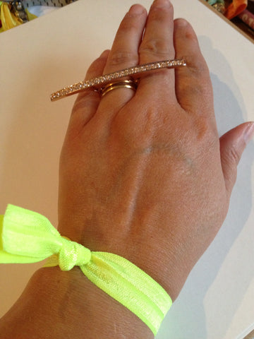 Wildfox Ring & Popband