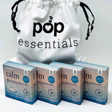 Popmask Calm Heated Sleep Mask Gift Set – 20 Masks