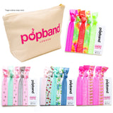 Festival Survival | Popband Hair Band & Beauty Bag Set | Contents