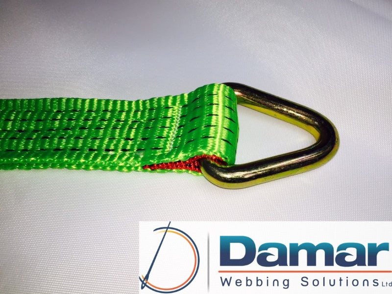 Winch Strap Lightweight 3mtr - Damar Webbing Solutions Ltd
