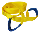 Tow strap 10 ton 6 mtr Heavy Duty - Damar Webbing Solutions Ltd