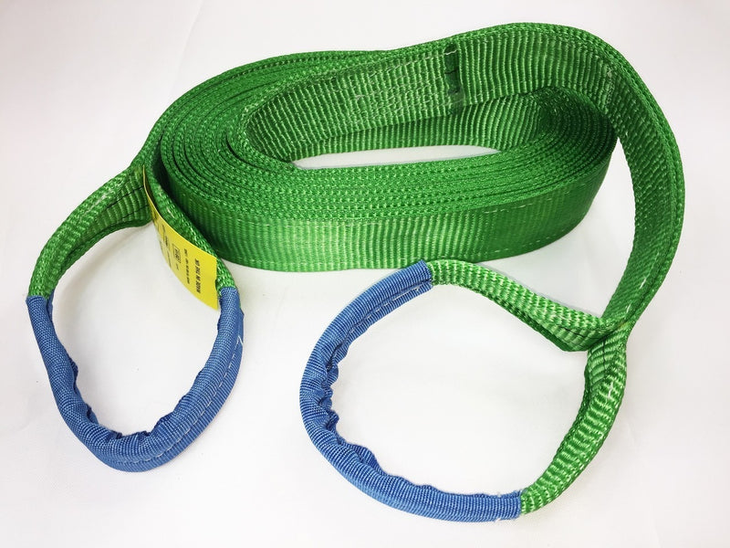 Green lane 4X4 offroad recovery kit - Damar Webbing Solutions Ltd