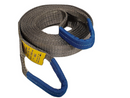 Tow Strap 14 Ton Heavy Duty 5mtr - Damar Webbing Solutions Ltd