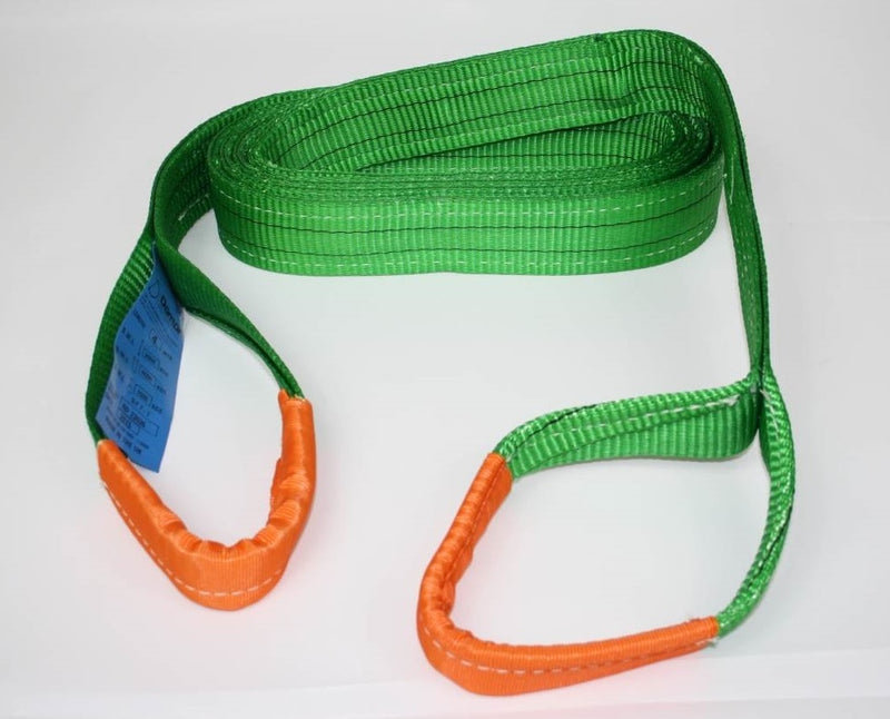 Lifting Slings Duplex 2ton 1mtr - Damar Webbing Solutions Ltd