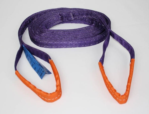 Lifting slings Duplex 1ton 1mtr - Damar Webbing Solutions Ltd