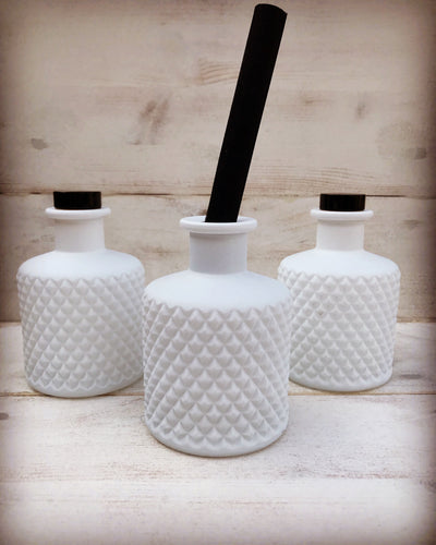 Luxury 200ml ultra white reed diffuser