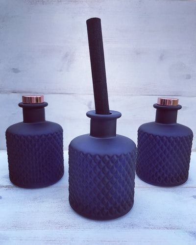 Luxury 200ml ultra navy reed diffuser