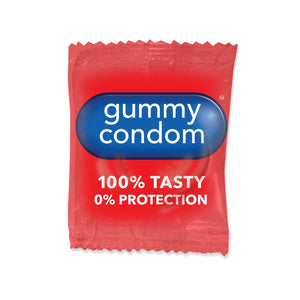 Gummy Condoms x10