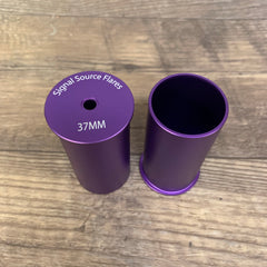 Limited Edition 37mm Aluminum Casing Purple Anodized