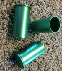 Limited Edition 37mm Aluminum Casing GREEN Anodized
