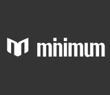 Minimum clothing logo