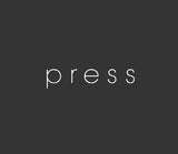 Press fashion logo