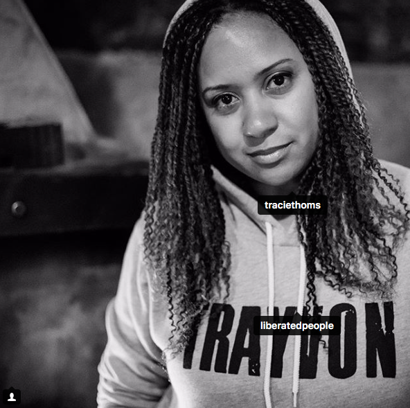 Tracie Thoms @traciethoms
