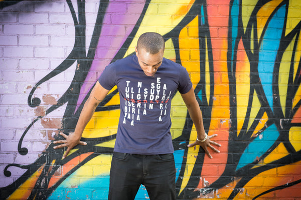 Nation States Tee | Men - Liberated People