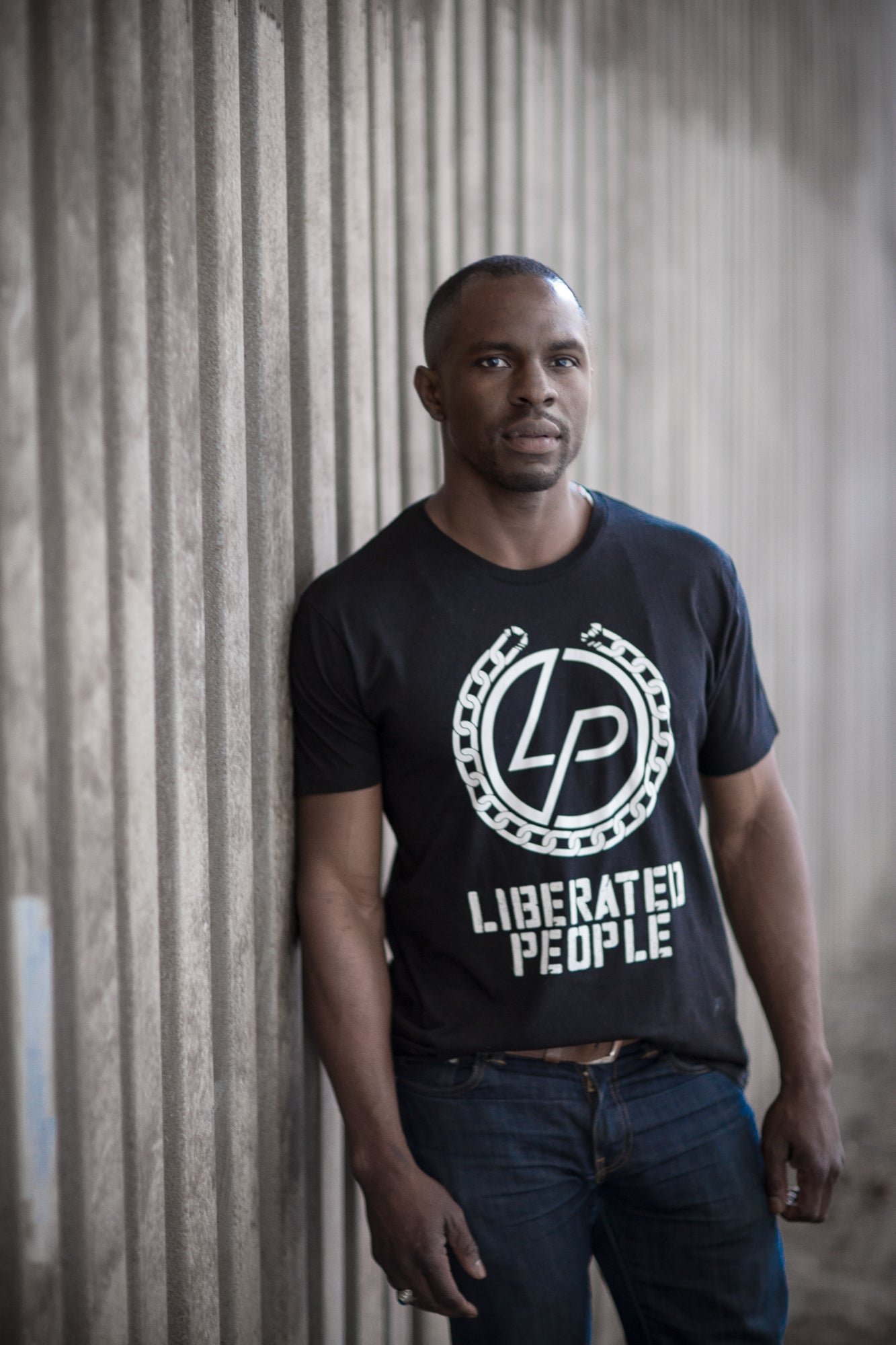 LP Logo Tee | Men - Liberated People