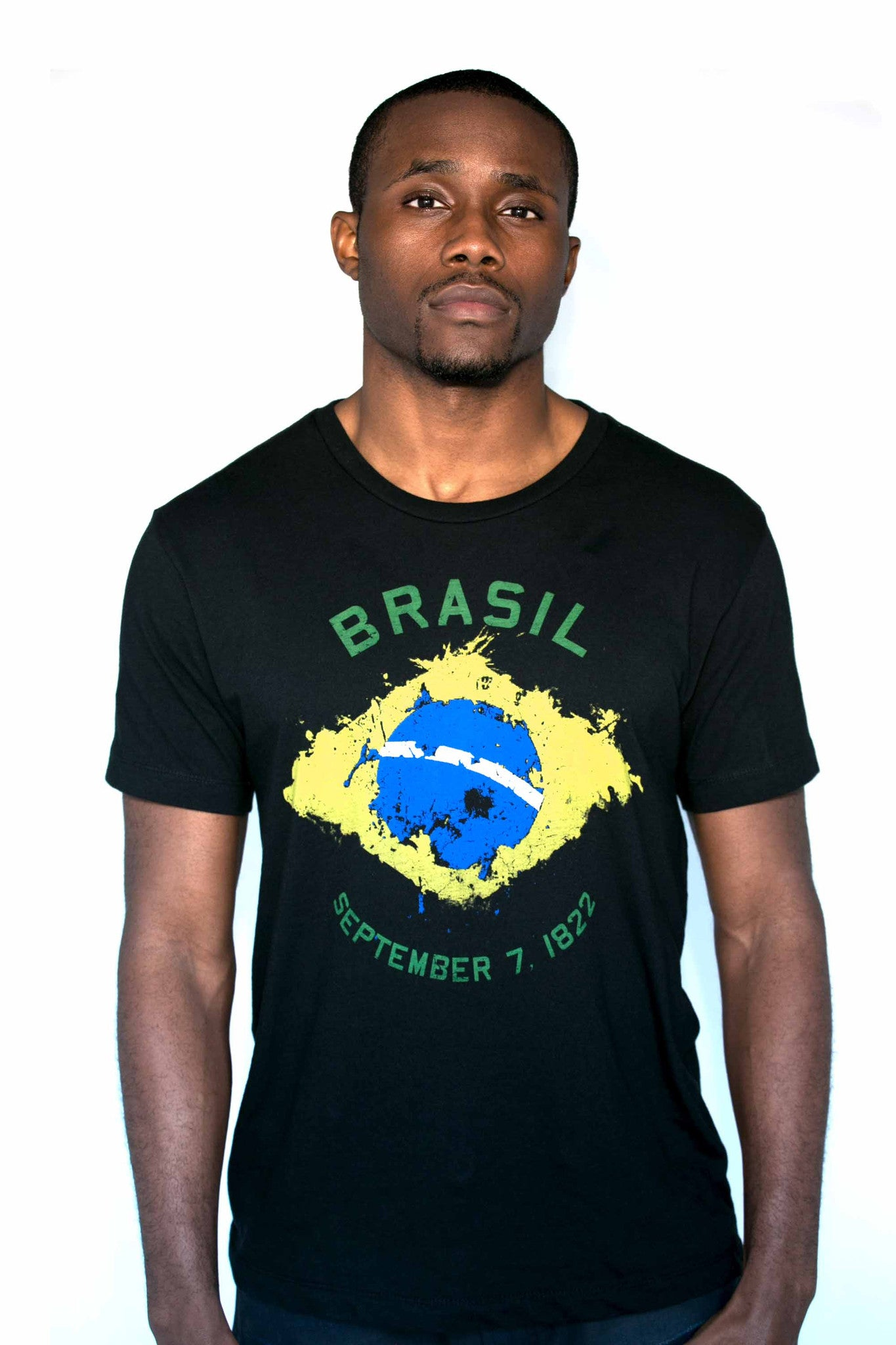 Brasil FLAGShip Tee | Men - Liberated People