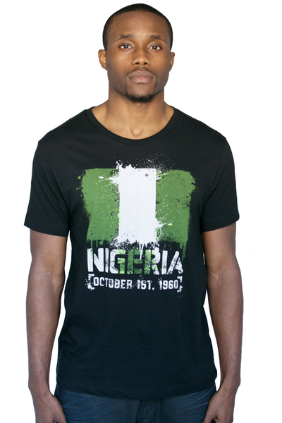 Nigeria FLAGShip Tee | Men