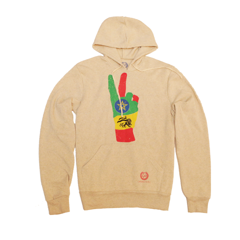 Ethiopia FLAGShip Hoodie | Unisex - Liberated People