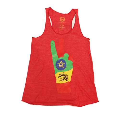 Ethiopia FLAGShip Tank | Unisex - Liberated People