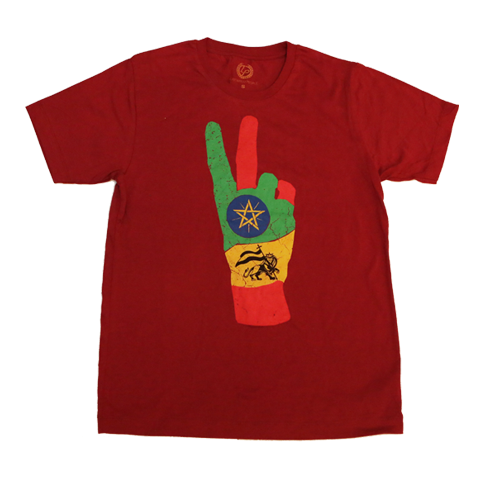 Ethiopia Liberation Date Tee | Men