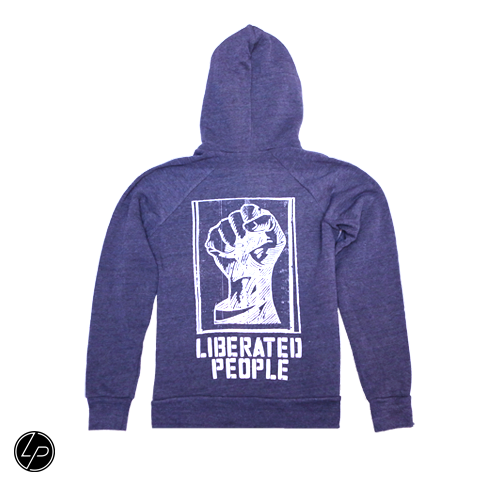 LP Logo Hoodie | Unisex - Liberated People