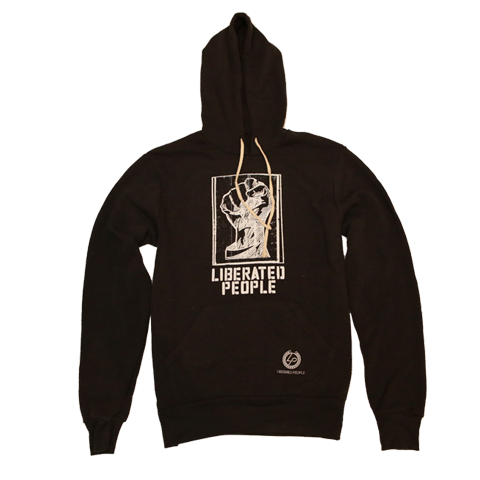 Liberated People Long Sleeve Pullover Hoodie | Unisex