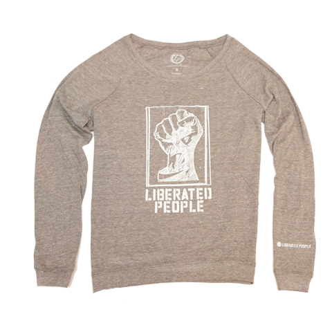 Liberated People Long Sleeve Pullover | Women