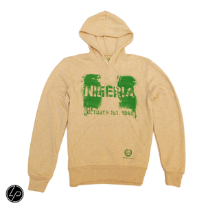 Nigeria FLAGship Hoodie | Unisex - Liberated People