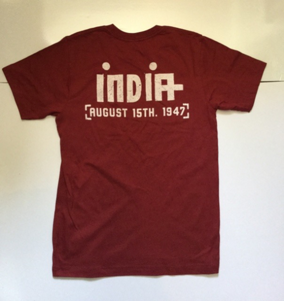 India FLAGShip Tee | Men - Liberated People