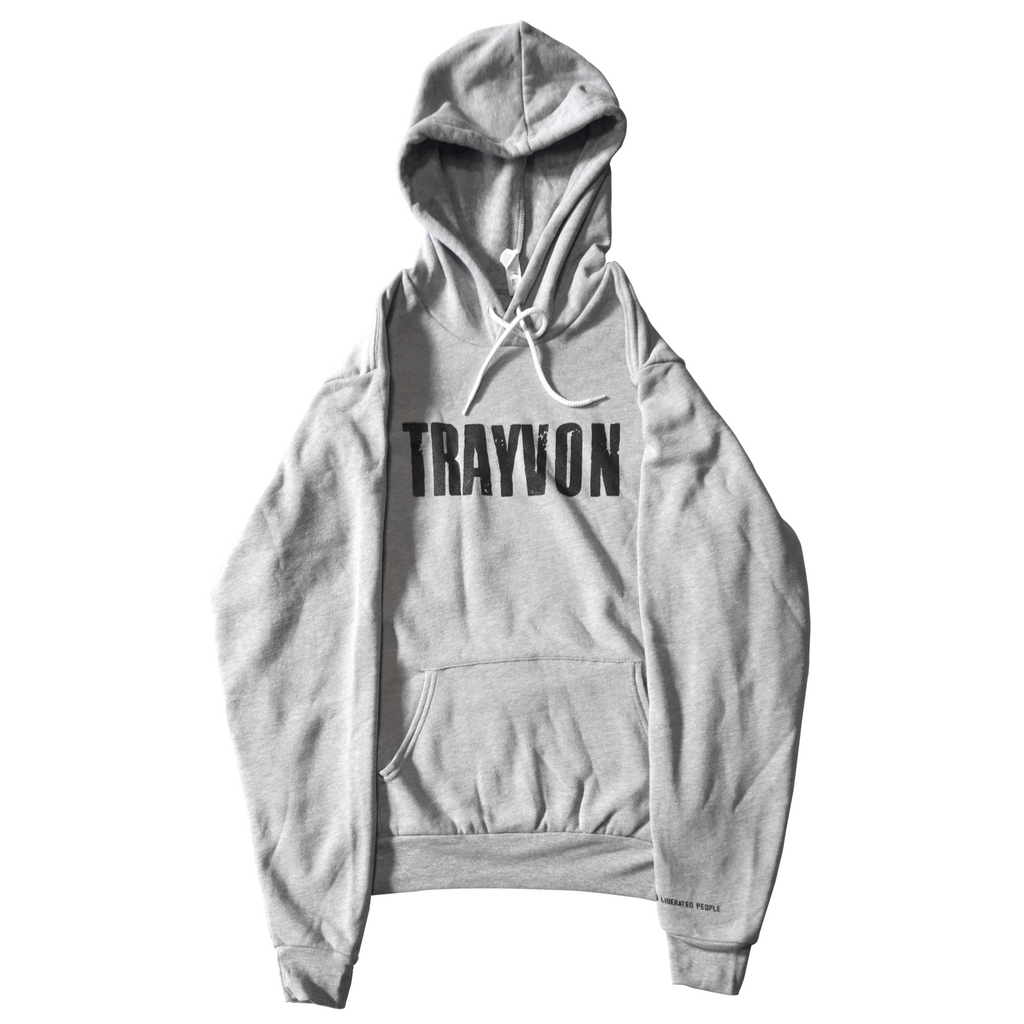 """Our Son Trayvon"" Hoodie - 15% Goes To Trayvon Martin Foundation 