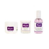 Waxperts Mini Trio with 9cl Travel Candle