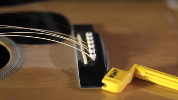 How To Change Guitar Strings Like A Pro