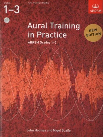 ABRSM Aural Training in Practice Book 1 (Gr 1-3)