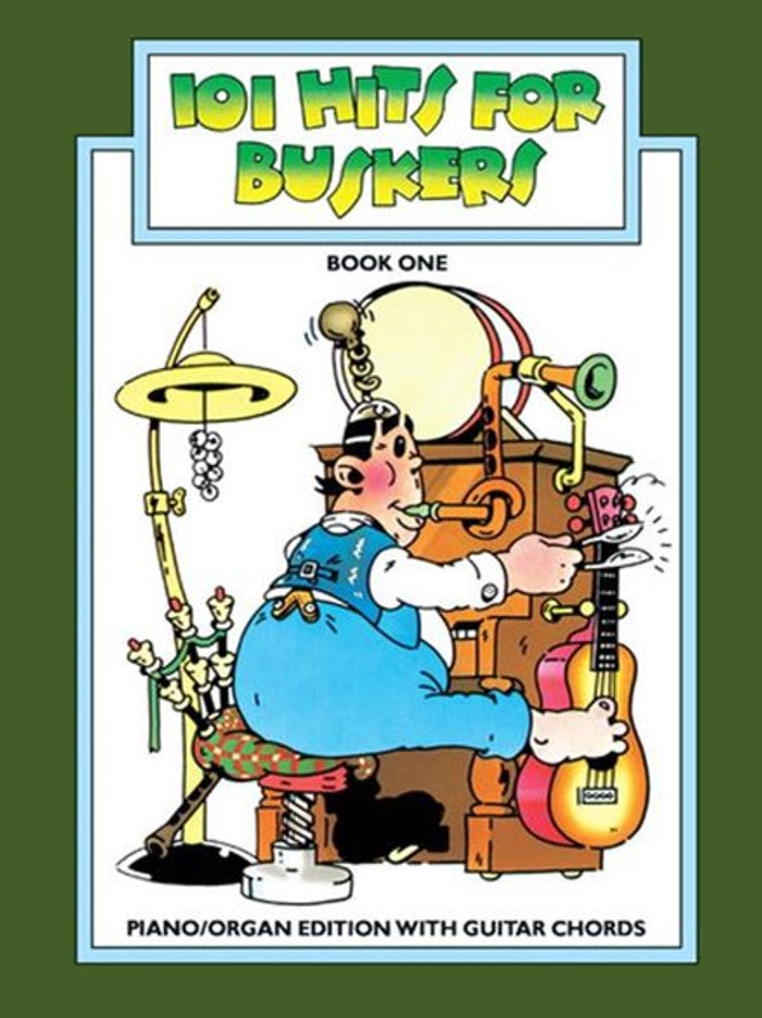 101 Hits for Buskers Book One