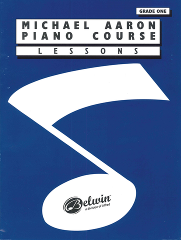 Michael Aaron Piano Course Lesson Grade 1
