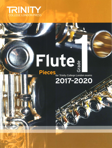 Trinity College Flute Exam Pieces 2017-2020 Grade 1
