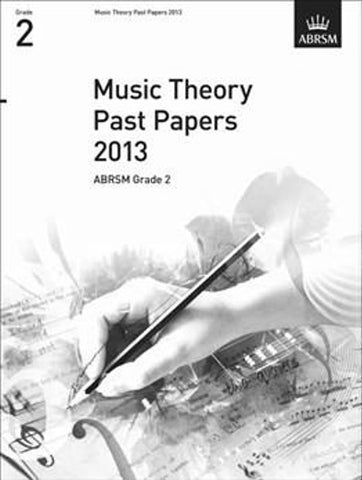 ABRSM Music Theory Past Papers Grade 2 2013